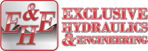 Exclusive Hydraulics and Engineering - EHE - Updated Logo 2020